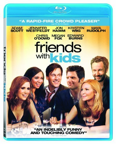 Friends With Kids Westfeldt Wiig Scott Hamm Blu Ray Ws R