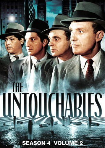 Untouchables Untouchables Vol. 2 Season 4 Nr 4 DVD