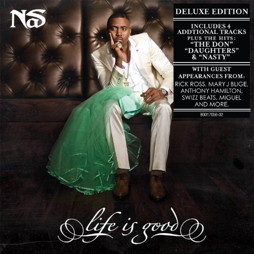 Nas Life Is Good (deluxe) Explicit Version Deluxe Ed.