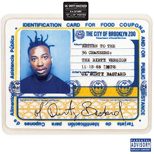 Ol' Dirty Bastard Return To The 36 Chambers
