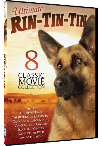 Ultimate Rin Tin Tin 8 Classic Ultimate Rin Tin Tin 8 Classic Nr 2 DVD