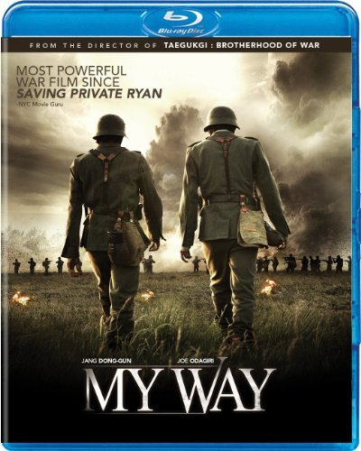 My Way My Way Blu Ray Kor Lng Eng Sub Incl. DVD