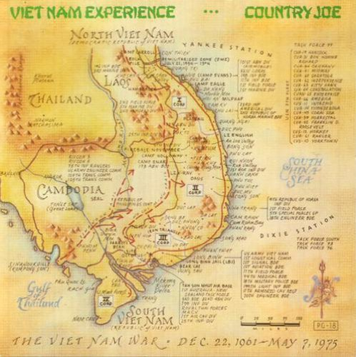 Country Joe Mcdonald Viet Nam Experience