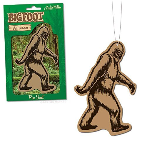 Accoutrements Bigfoot Air Freshener