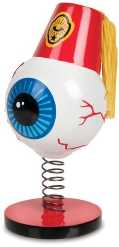 Novelty Dashboard Eyeball Wiggler 12 Case