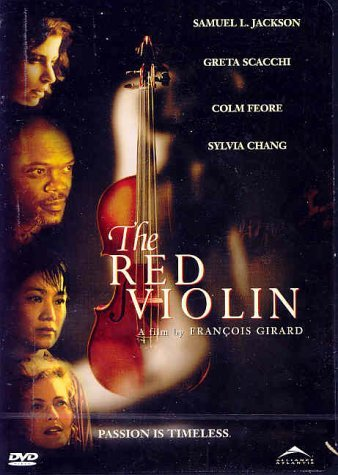Red Violin Jackson Scacchi Chang