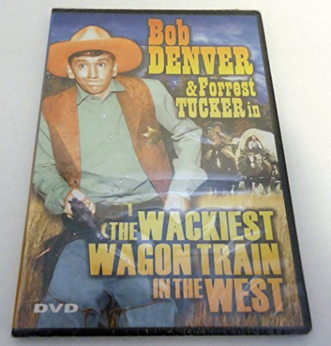 Wackiest Wagon Train In The West Wackiest Wagon Train In The West