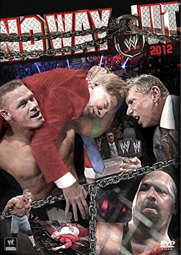 Wwe No Way Out 2012 DVD Tvpg