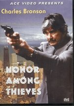 Honor Among Thieves Bronson Delon Fossey