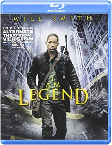 I Am Legend Smith Richardson Braga Pollack Blu Ray