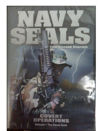 Navy Seals Untold Stories Vietnam Canal Zone