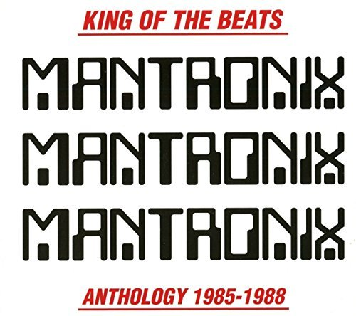 Mantronix King Of The Beats (anthology 1