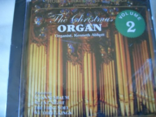 Kenneth Abbott Christmas Organ Vol. 2 Holly Collectors Se