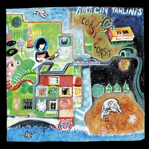 River City Tanlines Coast To Coast Digipak