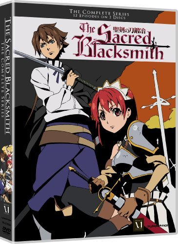 Sacred Blacksmith Complete Series Ws Tvma 2 DVD