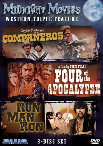 Vol. 2 Western Triple Feature Midnight Movies Ws Nr 3 DVD