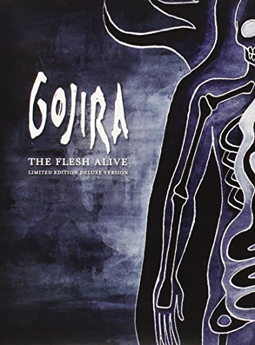 Gojira Flesh Alive Incl. CD