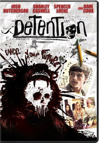 Detention (2012) Hutcherson Cook Locke Aws R