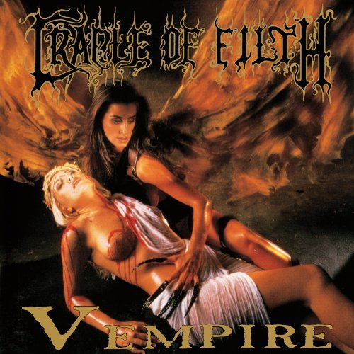 Cradle Of Filth V Empire Or Dark Faerytales In Digipak