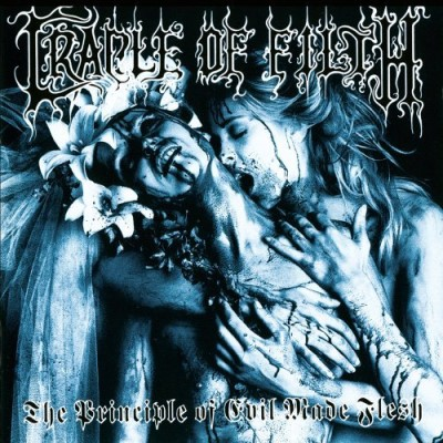 Cradle Of Filth Principle Of Evil Made Flesh Digipak