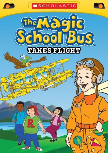 Takes Filight Magic School Bus Nr