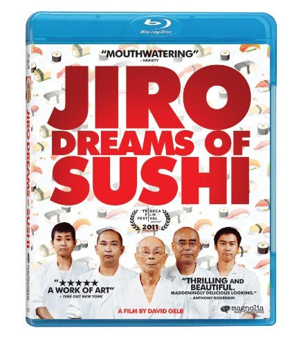 Jiro Dreams Of Sushi Jiro Dreams Of Sushi Blu Ray Ws Pg