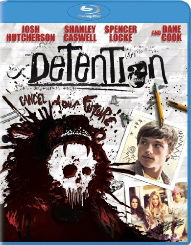 Detention (2012) Hutcherson Cook Locke Blu Ray Ws R