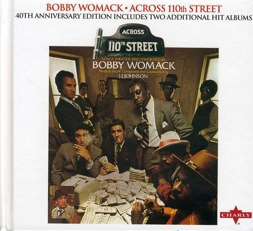 Bobby Womack Across 110th Street 40th Anniv Deluxe Ed. 2 CD