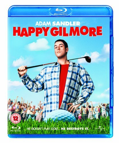 Happy Gilmore (1996) Happy Gilmore Import Gbr