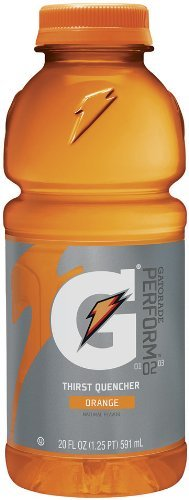 Beverage Gatorade Orange