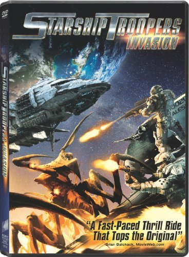 Starship Troopers Invasion Starship Troopers Invasion Aws R Incl. Uv