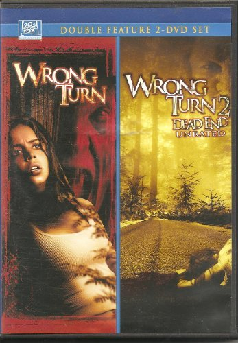 Wrong Turn Double Feature Wrong Turn Wrong Turn 2 Dead End