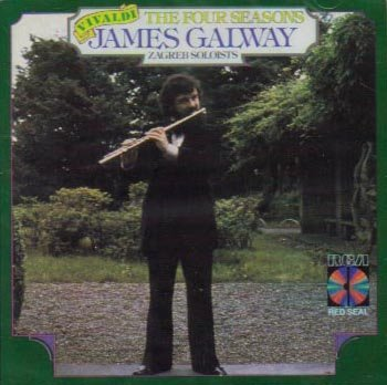 James & Zagreb Soloists Galway Vivaldi Four Seasons