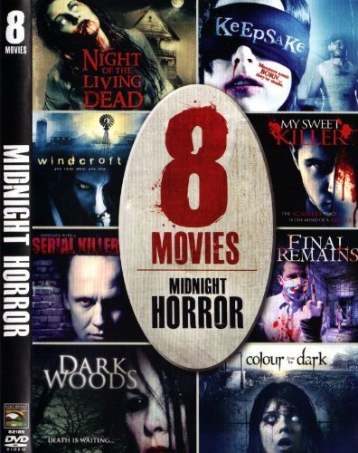 8 Film Midnight Horror Collect 8 Film Midnight Horror Collect 8596 Plad