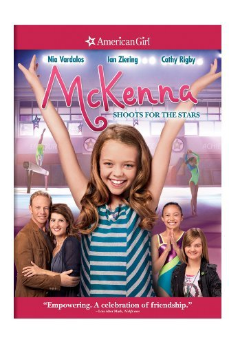 American Girl Mckenna Shoots For The Stars DVD Nr