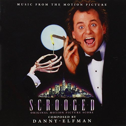 Scrooged Soundtrack Danny Elfman