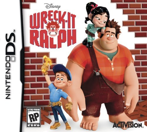 Nintendo Ds Wreck It Ralph Activision Inc. E