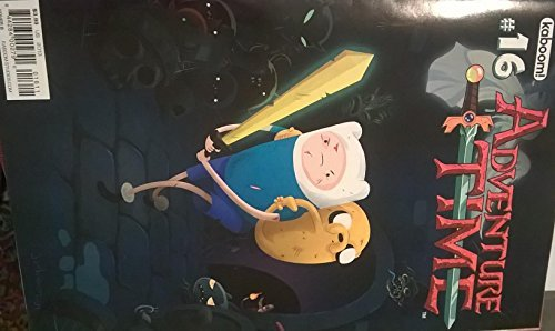 Comic Book Adventure Time