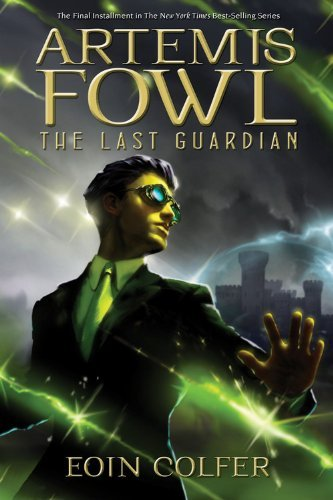 Eoin Colfer The Last Guardian