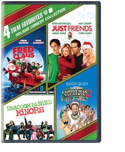 Holiday Comedy Collection 4 Film Favorites Nr 4 DVD
