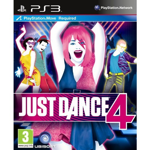 Ps3 Just Dance 4 Requires Move E10+