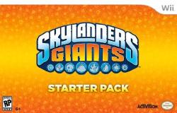 Wii Skylanders Giants Starter Pac Activision Inc. E10+