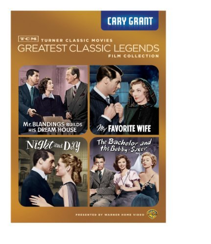 Tcm Greatest Classic Films Le Grant Cary Nr 4 DVD