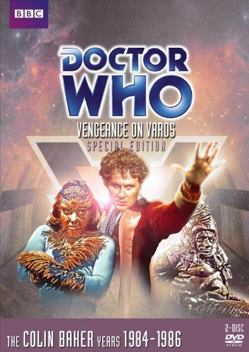 Doctor Who Vengeance On Varos Doctor Who Special Ed Nr 2 DVD