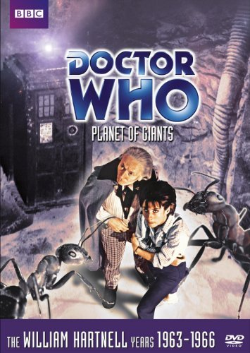 Doctor Who Planet Of Giants Ep. 9 Nr