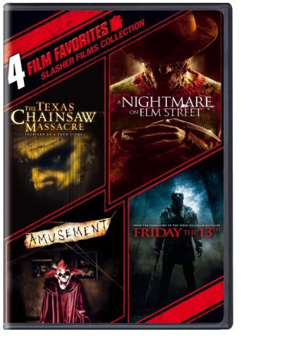 Slasher Films Collection 4 Film Favorites Nr 4 DVD