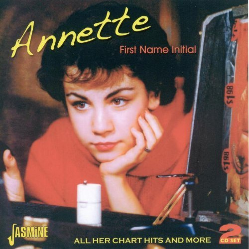 Annette Funicello First Name Initial All Her Ch Import Gbr 2 CD