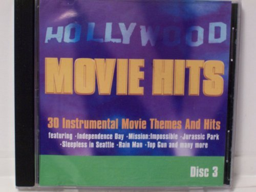 Hollywood Movie Hits Disc 3