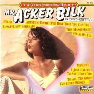 Acker Bilk Golden Instrumental Hits