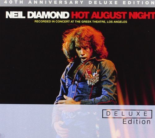 Neil Diamond Hot August Night (40th Anniver Deluxe Ed. 2 CD